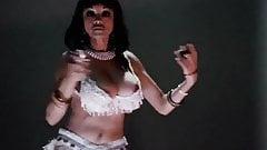 NOT SO LITTLE EGYPT - vintage big boobs belly dancer