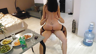 Slut wife with a lovers