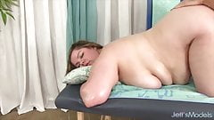Jeffs Models - Horny BBW and a Perverted Masseur Compilation