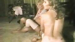 Classic Lesbian Crutchless Panties
