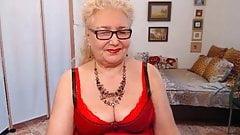 Webcam granny pussy show