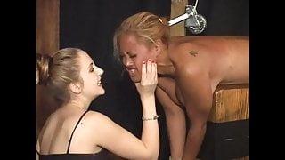 slave girl fucks slave girl