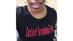 Thick ass ebony granny plump NUTBOOTY