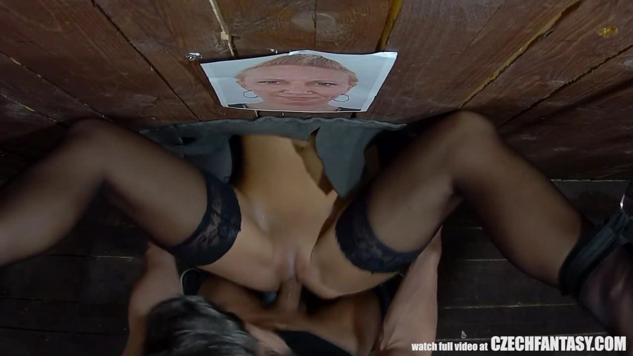 Tube Porn sex at the glory hole