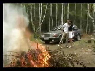 Teen forest sex Claudia russian teen forest fuck