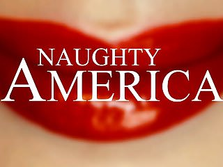 Naughty america black hairy pussy - The big natural tits in the red dress - naughty america