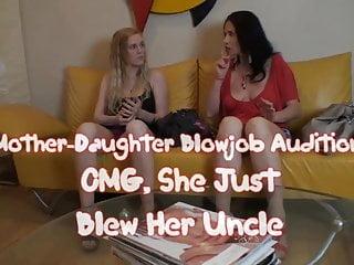Facial jack Omg, she just blew uncle jack