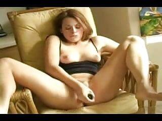 Hot chick masturbating to orgasm - Hot wife masturbating to orgasm