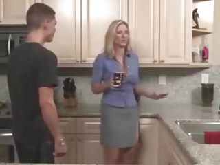 Janet lupo milf Mom janet fucked hard by sons friend after her divorce