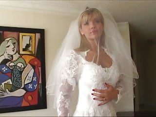 Orgasm for conception - Wedding conception - clip 1 of 3