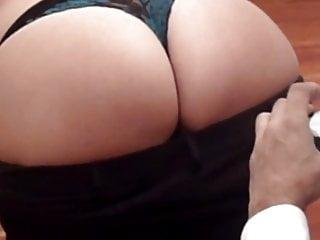 Redhead booty Homemade anal : booty milf in deep anal