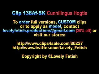 Free sex clips pussy eating Clip 138af-sk cunnilingus hogtie - 17:28min, sale: 14