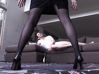Full handjob videos - Twin sister, ejaculatrix by lady fyre femdom executrix full