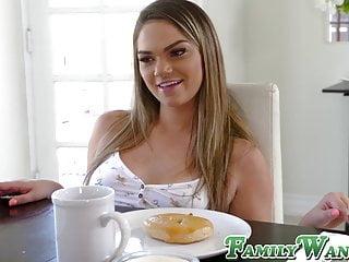 Athena eros - Naughty teen athena faris enjoys big fat forbidden cock