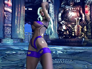 Soul calibur 4 nude gameplay Blade and soul nude