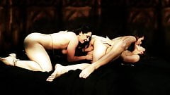 king's daugher lesbian threesome bait