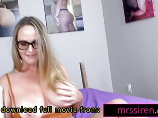 Milf pussy tits - My milf pussy creampied by husband and his friend