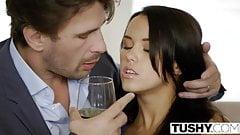 TUSHY My Girlfriend Megan Rain Gets Fucked in the Ass