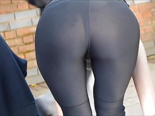 Big ass girls fucked - Shot on the hidden camera pumped up big ass girls