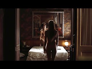 You porn lesbo sex - Elena anaya and natasha yarovenko lesbo sex scene in room in