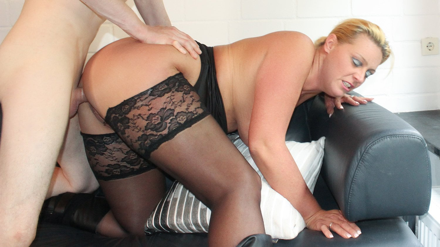 German Milf Creampie Hd