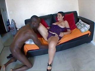 Black cock evans sophia suck - French mature sophia has tried 2 black cocks