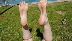 Emily Feet Soles