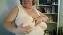 Nancy braless