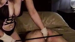 Fisting my sissy slave Michelle
