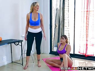 Julia ann bdsm Julia ann helps charles dera to fuck the hot cassidy banks