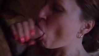 Homemade nice blowjob