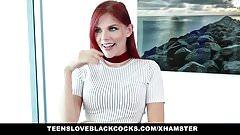 TLBC - Hot Australian Model Fucks Big Black Cock