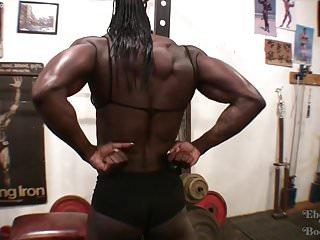 Muscular ebony porn tube - Muscular ebony goddess roxanne edwards