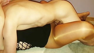 Impatient, horny wife wants to be fucked hard