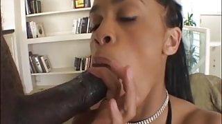 Ebony Hottie Loves Hard BBC