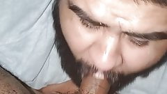 Uncut spanish sucks blackccock