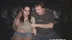 Teen Tiny Tits Theater Cock Drainer