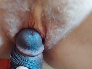 White facial hair dye - Grey haired white ssbbw