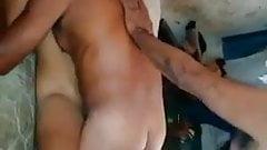 Teen Girl Enjoying With 56 yr Old Man