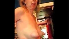 unbelievable nipples on saggy breast