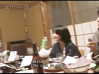 Pei wei asian dinners Rin myu sexy dinner party uncensored jav