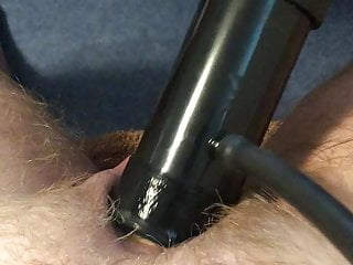 Milking machines for engorged tits - Milked by my maskin