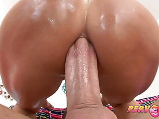 Real mom and daughter blowjobs Pervcity not mom and daughter anal threesome