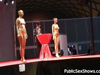 Fairskinned girls with freckles posing nude - Hot girls pose nude at strip show