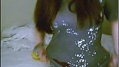 teen strip on webcam