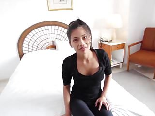 Fat juicy dick - The hottest young fillipina jerks and sucks a juicy dick