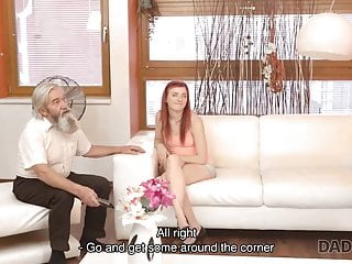 Man want a vagina Daddy4k. old gentleman really wants to try young vagina
