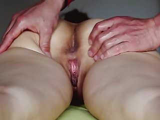Vaginal gaping video I reach the climax during the vaginal massage