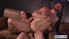 Adam fucks Tommy Defendis hot hairy ass