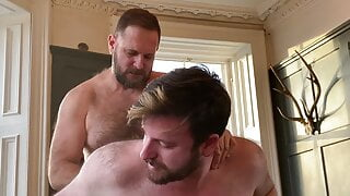 Banging Hot Guys in Edinburg - Group Sex